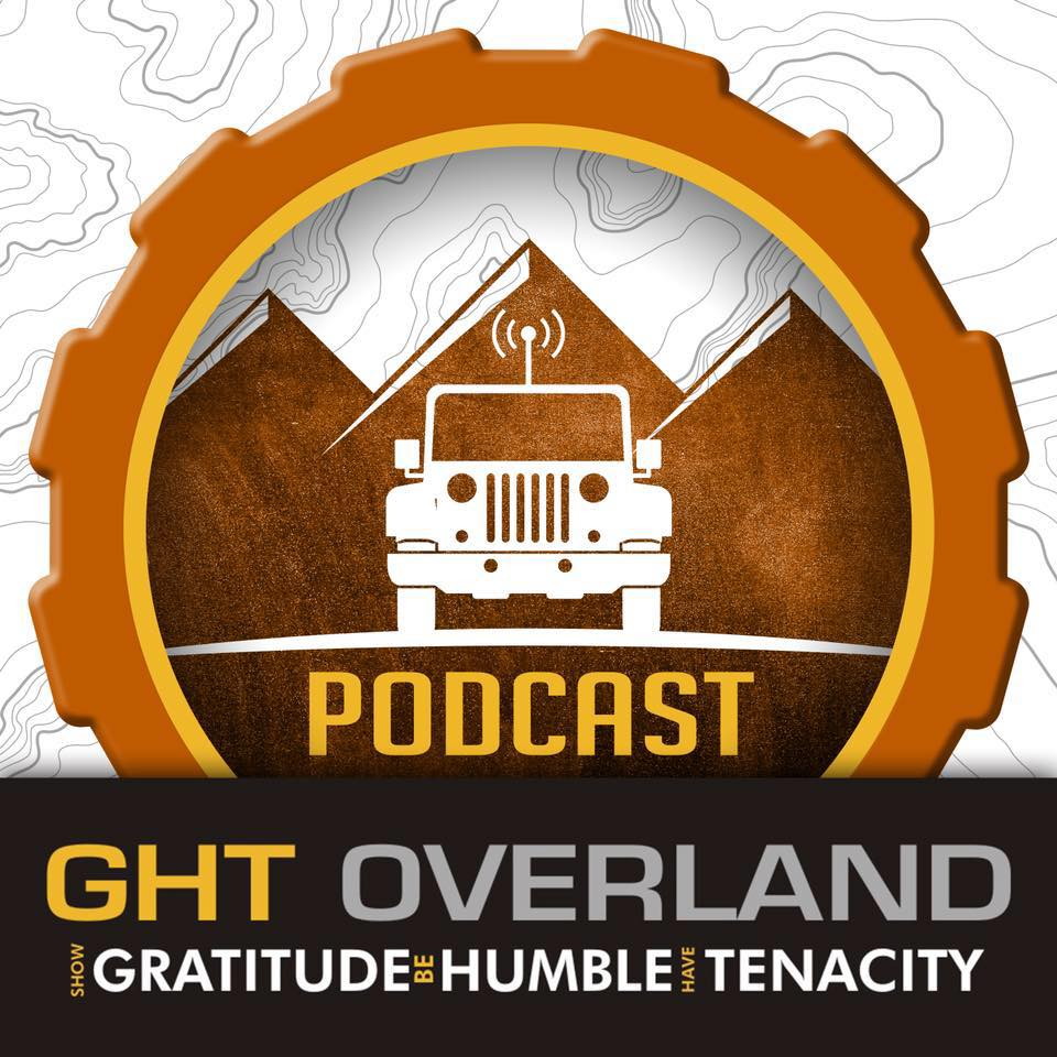 GHT OVERLAND Podcast + The Pin Project